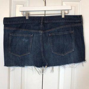 Old Navy Skirts - Old Navy | Distressed Denim Skirt